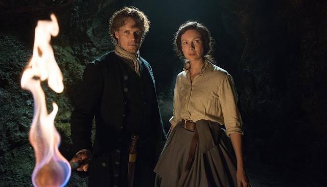 Claire y Jamie en el 3x13 de 'Outlander'