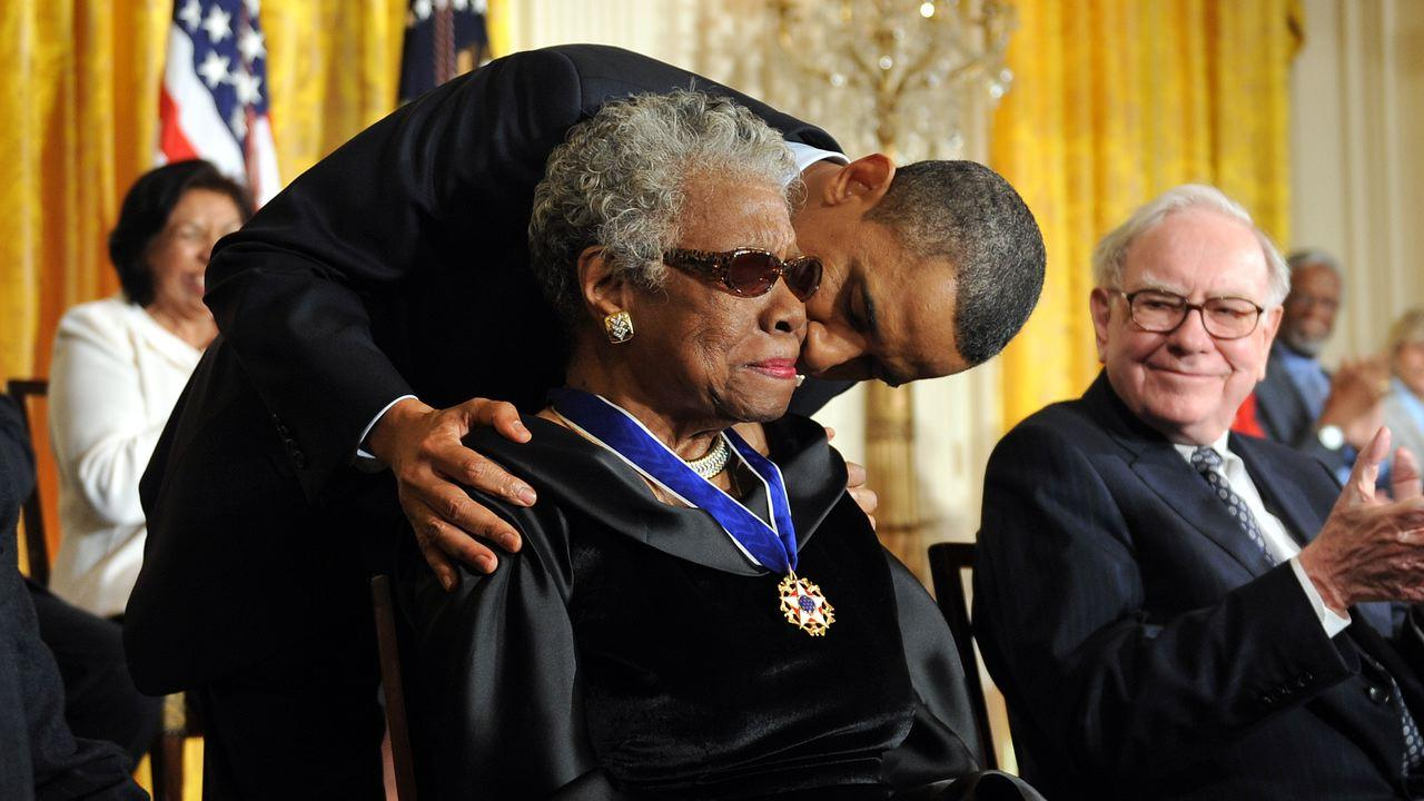 Maya-Angelou-Receives-2010-Presidential-Medal-of-Freedom