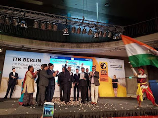 Spotlight : India Won Best Exhibitor Award at ITB – Berlin