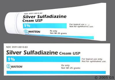 Tips Cara Mengobati Luka Ringan Sampai Sembuh -Silver Sulfadiazine