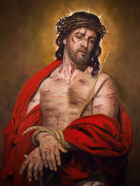 Paixão de Jesus Cristo, Ecce Homo