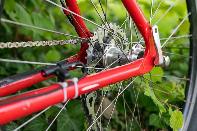 E-Bike-Umbau So baust du dir dein eigenes E-Bike mit Mittelmotor  DIY E-MTB Anleitung zum E-Bike Umbau mit Bafang BBS01 Mittelmotor E-Bike selber bauen aus altem Mountainbike 35