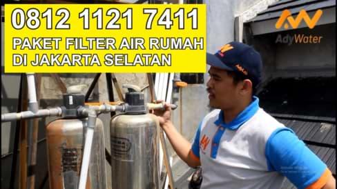 paket filter air rumah tangga jakarta selatan