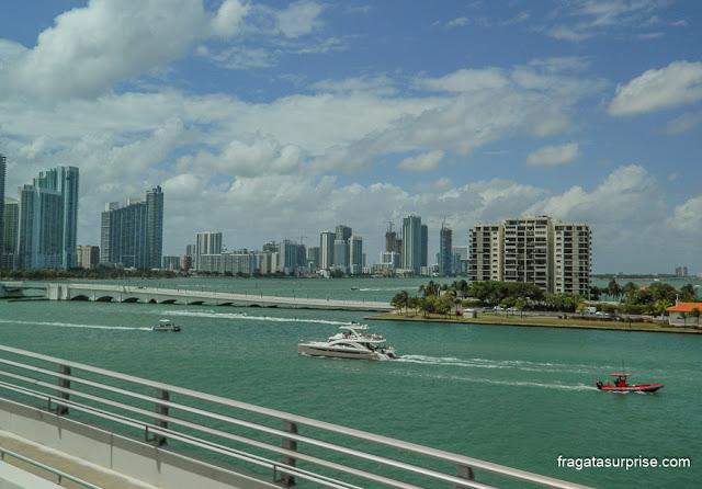 Baía de Biscayne, Miami, Estados Unidos