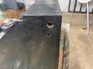 Power Access holes