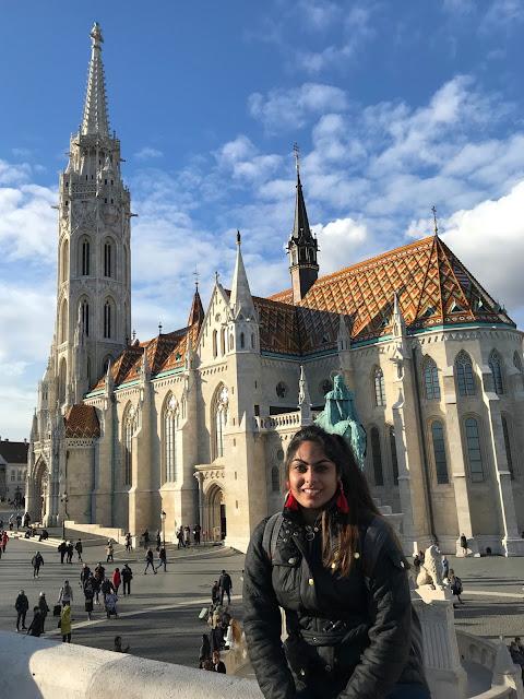 Matthias Church-Budapest-Hungary