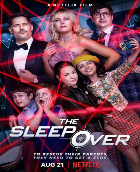 The Sleepover 2020 Dual Audio [Hindi-English] 480p WEB-DL x264 AAC 460MB ESubs Download