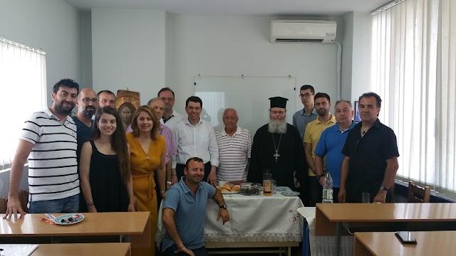 Προαγωγικές και Πτυχιακές Εξετάσεις στη Σχολή Βυζαντινής Μουσικής της Ιεράς Μητροπόλεως μας