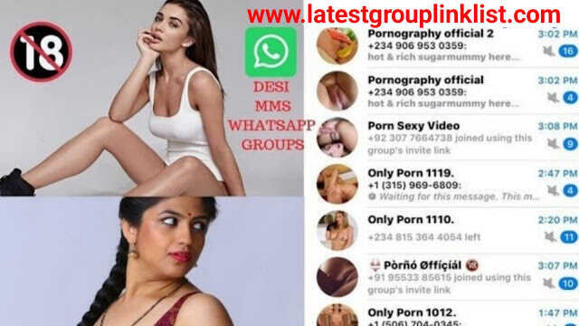 Join Latest Desi MMS Whatsapp Group Link 2020