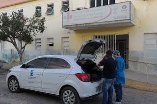 COVID-19 - CES/UFCG doa EPIs para hospitais de Cuité e Picuí