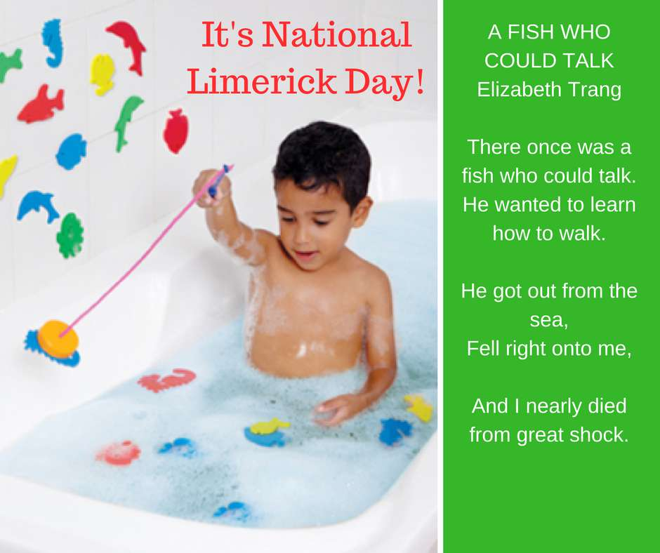 National Limerick Day Wishes Images download