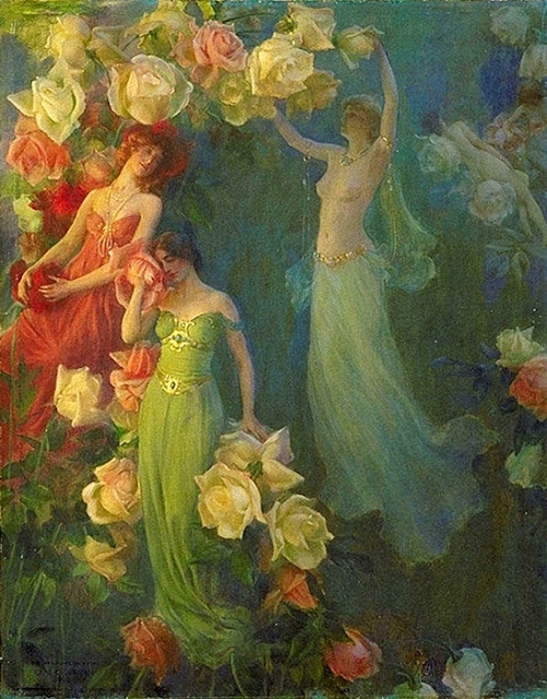Charles Courtney Curran (1861–1942)