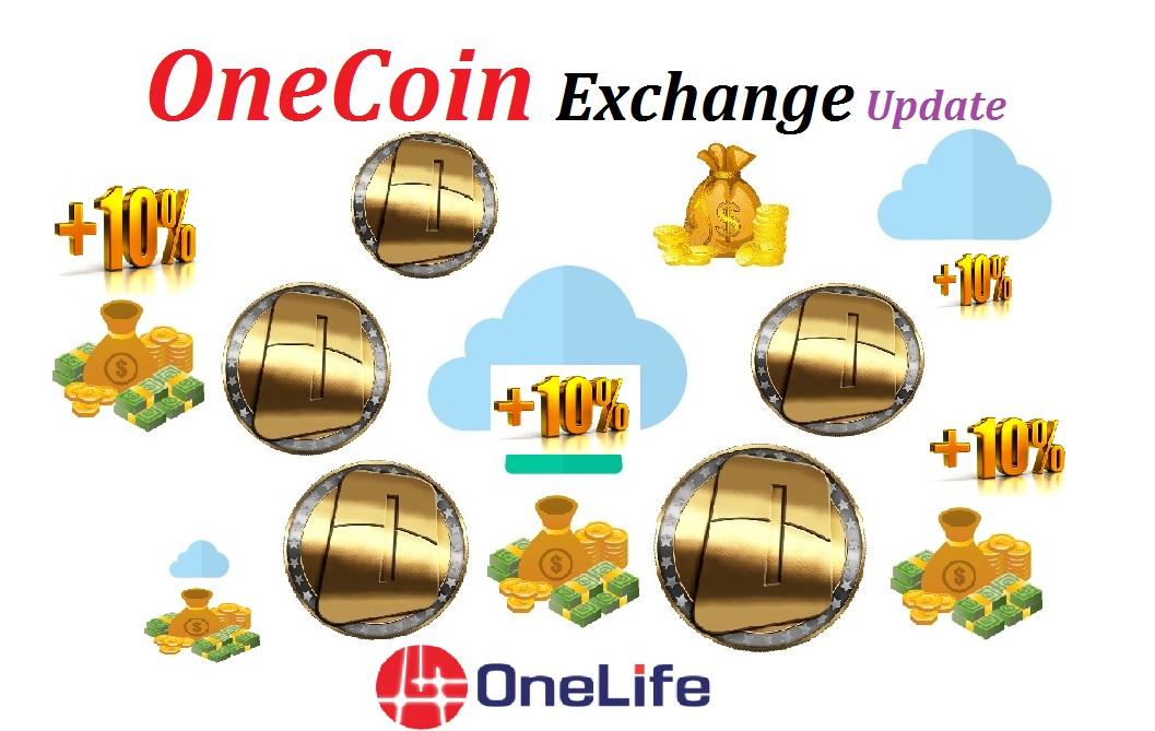 Latest News Onecoin Exchange ##$$ GOOD NEWS $$## - Uwnews