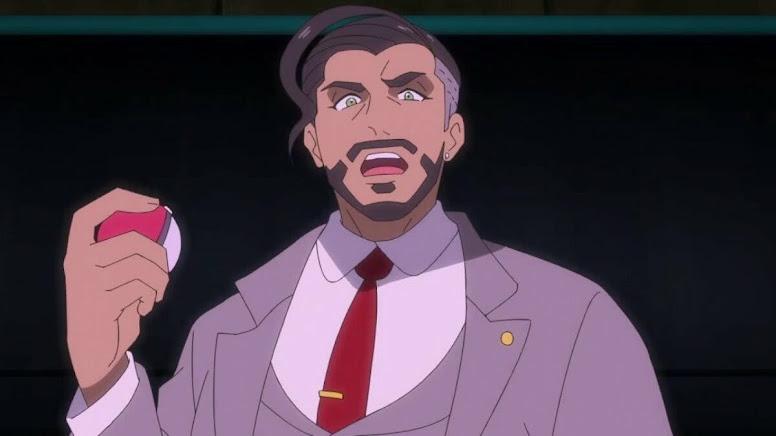 Rose Galar Anime Pokémon