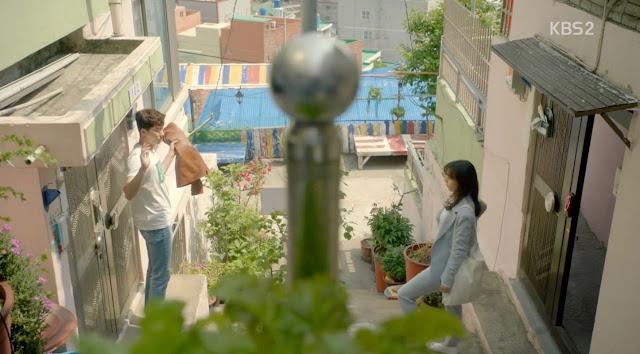 Choi Ae-ra and Ko Dong-man_Fight for My Way_Namil Villa