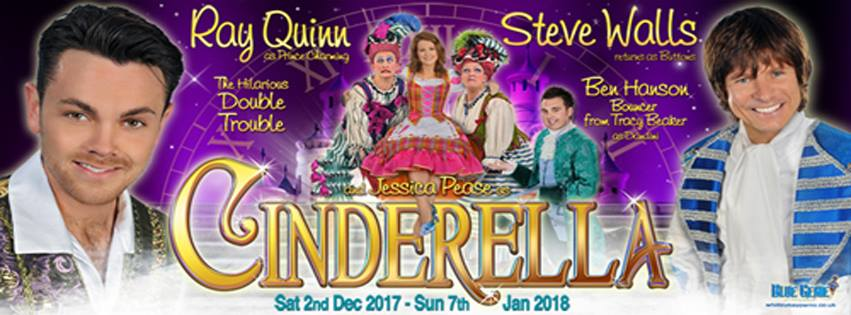 Whitley Bay Playhouse Pantomime 2017 | Cinderella Review