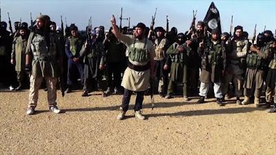 'Hay 300 terroristas británicos en Siria e Irak con papeles clave'
