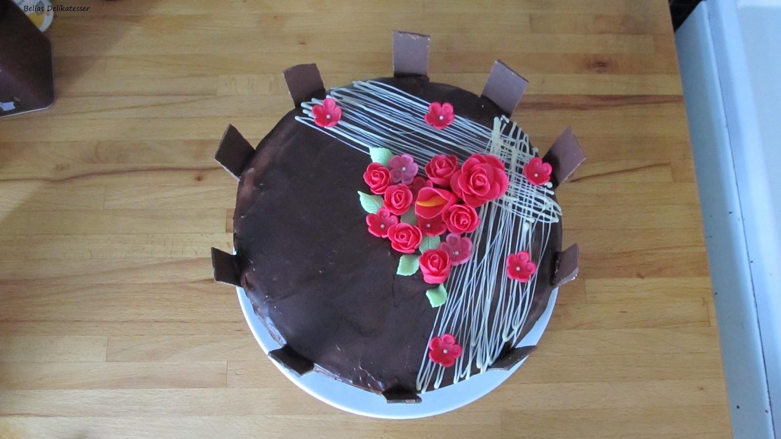 chokladtårta utan socker och mjöl