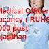 Medical Officer ( RUHS ) मेडिकल डिपार्टमेंट 2000 UPDTAE