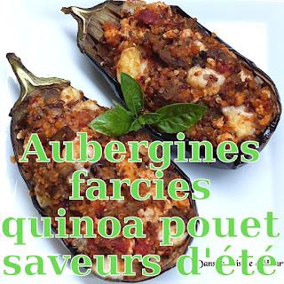 http://danslacuisinedhilary.blogspot.fr/2016/08/aubergines-farcies-poulet-quinoa.html