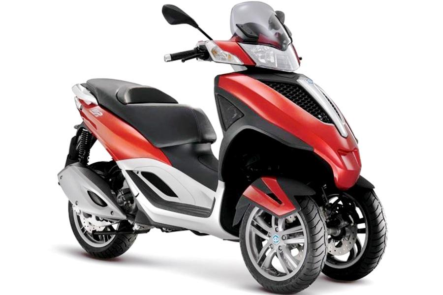 berita harga mobil: piaggio mp3 yourban 125, sepeda motor roda