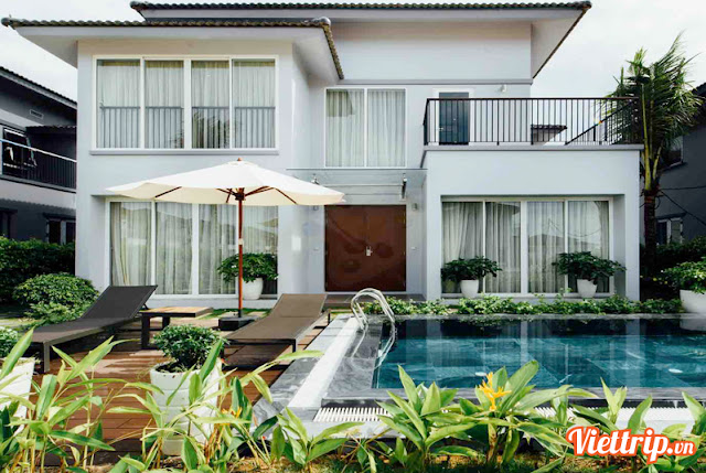 Khu villa Novotel Phú Quốc