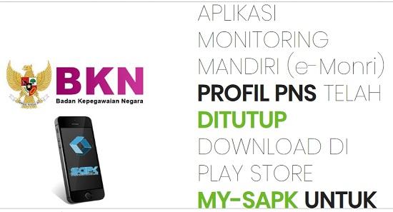 Website BKN Untuk Mengetahui Profil PNS dan NIP Anda
