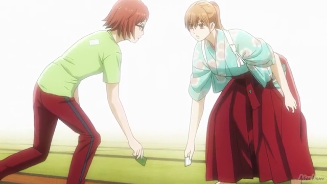 Chihayafuru Season 3 Episode 03 Subtitle Indonesia