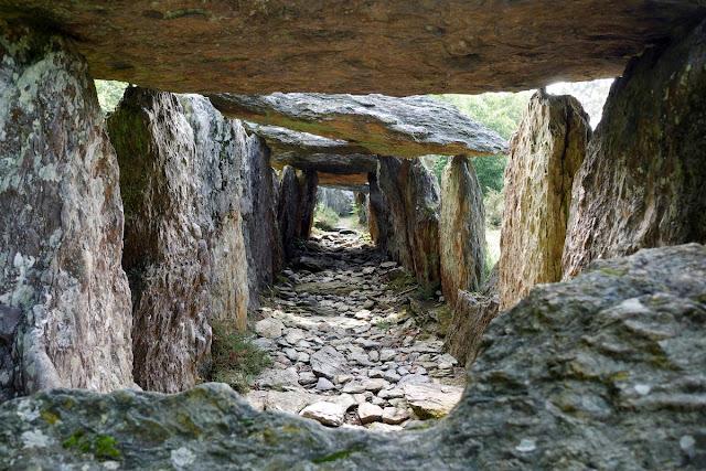 intérieur du monument