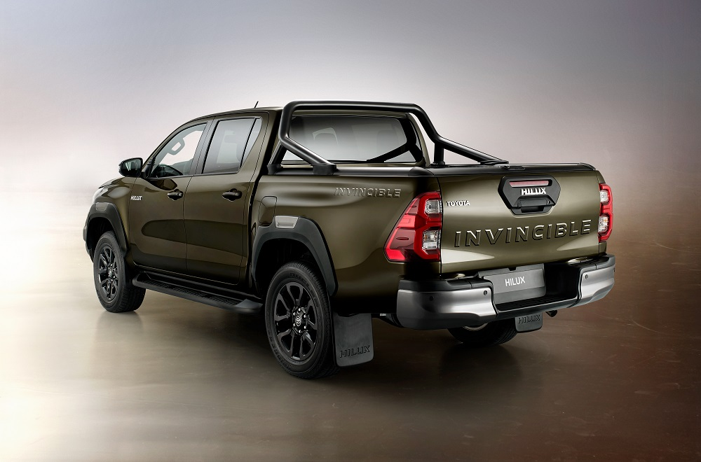 2021 Toyota Hilux - More capable and more stylish