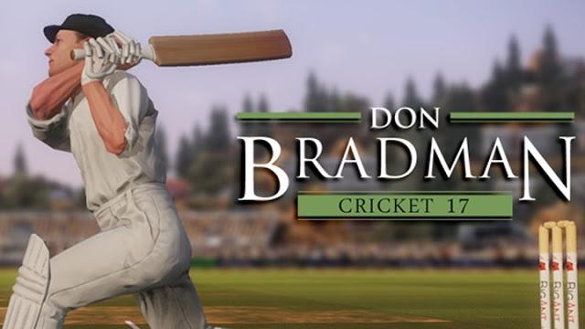 Don Bradman Cricket 17 Free