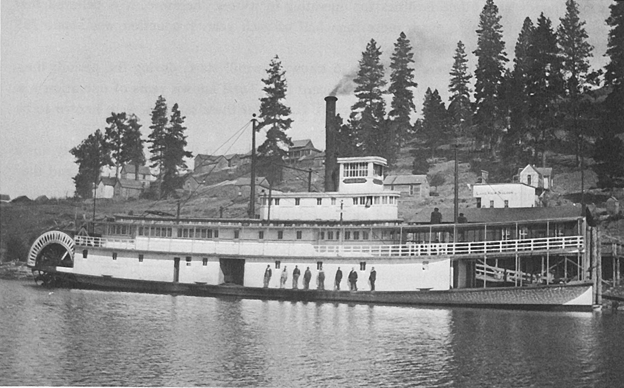 Lake Coeur d' Alene-From Magnificent Millpond to One of the