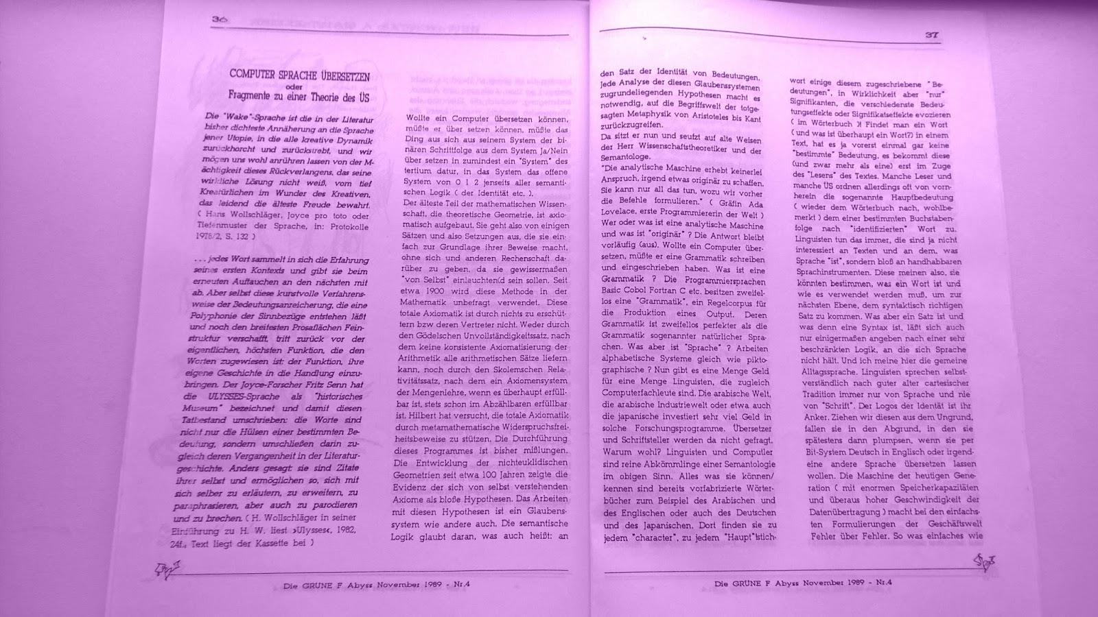 Philosophical Practices / Politics / Disseminations Philosophische ...