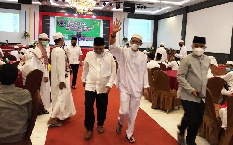 Safari Ramadhan, Amsakar Buka Puasa Bersama Dengan Persaudaraan Haji Batam 2019  BATAM, Infokepri.com