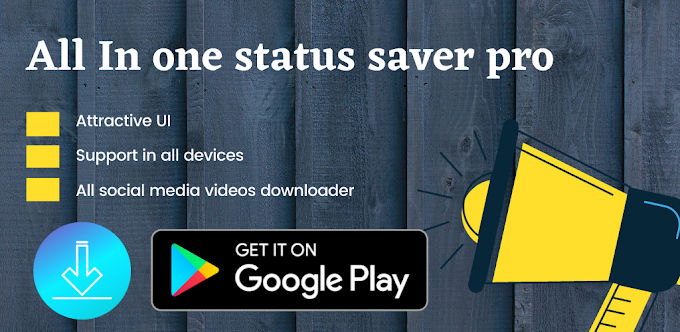 All In One Status Saver - Pro Download Now