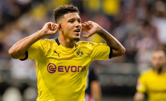 Dortmund further add fuel to Sancho to Man United rumours with latest comments