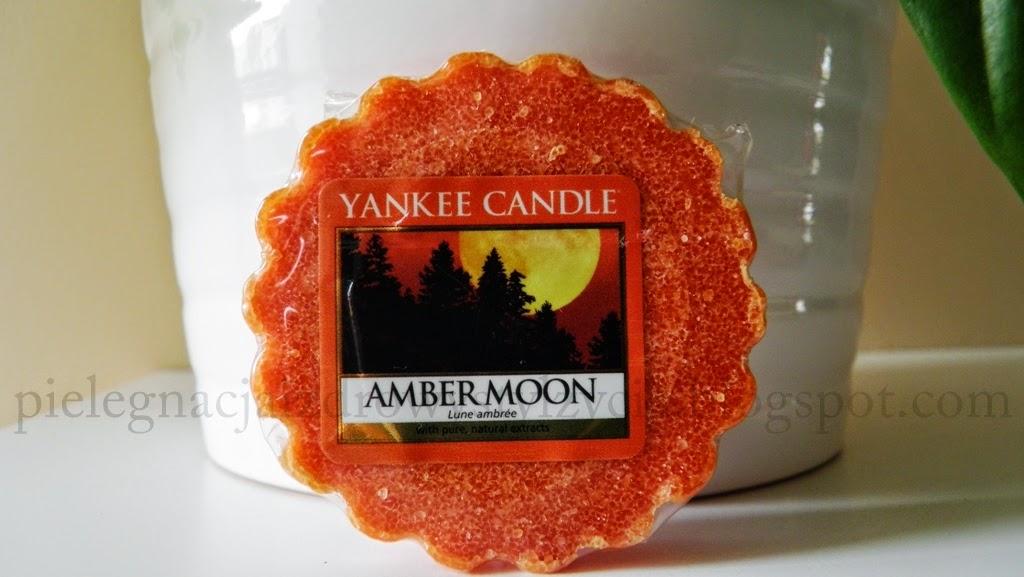 Yankee Candle: Amber Moon i Honey Glow