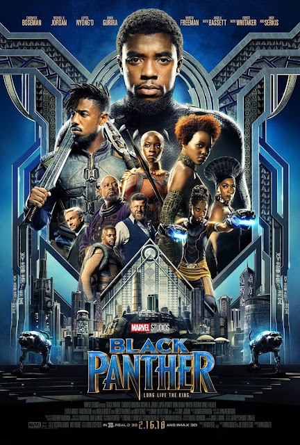 Black Panther nuovo trailer poster