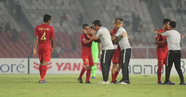 Ranking FIFA: Indonesia Naik Satu Tingkat