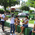 Altinho-PE: Governo Municipal distribui máscaras para as pessoas na fila da casa lotérica e centro da cidade