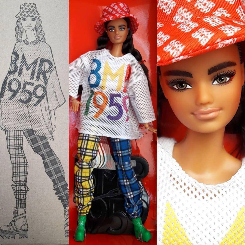 Кукла Barbie MBR1959 латиноамериканка Мидж