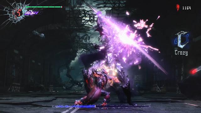 Dante - Capítulo 10 - Combate Festival de luces