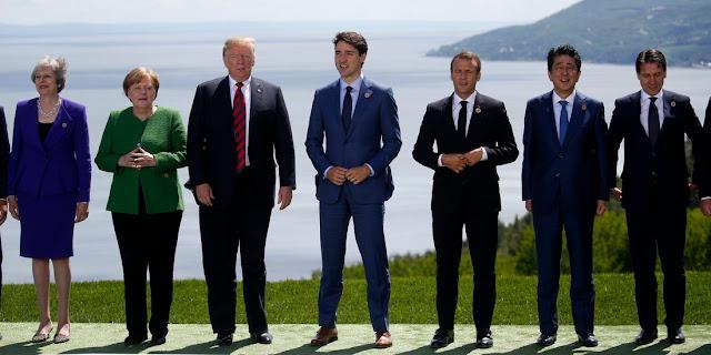گروپی G7 رازیبووكە قەرز بەوڵاتانی هەژار بدات