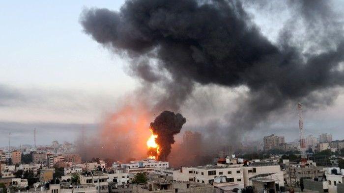 Semakin Ganas! Israel Gempur Palestina dengan 160 Pesawat Jet & Jatuhkan 450 Rudal di Terowongan Gaza