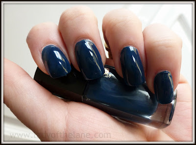 Lancome Vernis in Love Bleu de Fore