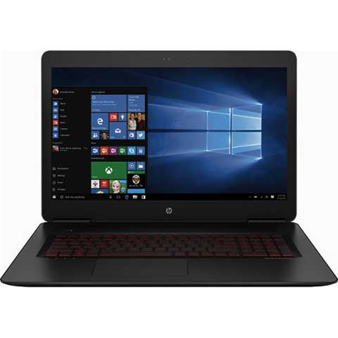 HP Omen 17-w033dx Drivers