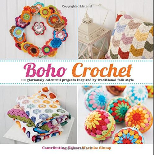 Boho Crochet by Marinke Slump of A Creative Being