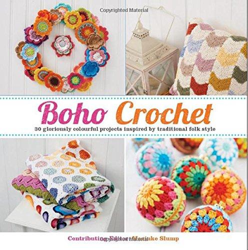 Boho Crochet by Marinke Slump of A Creative Being