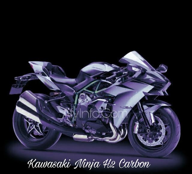 Gambar Kawasaki Ninja H2 Carbon