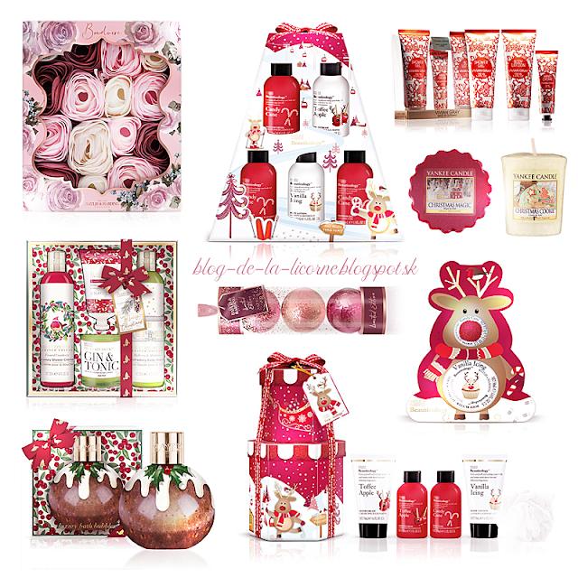 Vianočné darčeky Notino Kozmetické sady Baylis&Harding Kozmetické sady Vivian Grey Vonné vosky Yankee Candle Vianočné vosky Yankee Candle